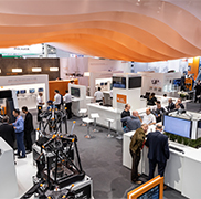 Main stand at EMO Hannover 2019